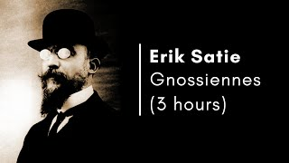 Erik Satie - Gnossiennes 1-5 (3 hour loop)