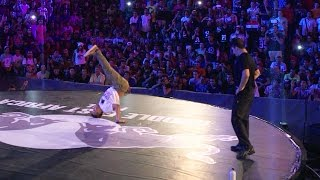 Klash VS Ammaro - Semifinals - Red Bull BC One Middle East Africa Final 2015