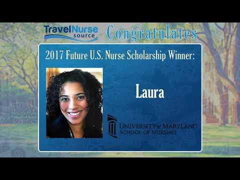 TravelNurseSource   2017 Future U S  Nurse Scholarship Winner Interviews!