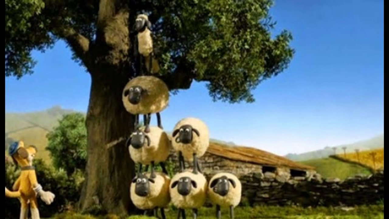 shaun the sheep in hindi - YouTube