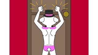 Minecraft Fnaf Funtime Freddy Trapped In The Closet (Minecraft Roleplay)