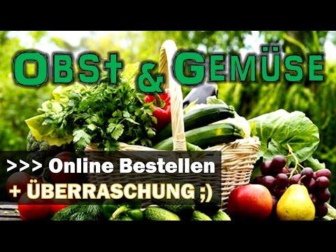 Bio Obst & Gemüse ONLINE einkaufen + ÜBERRASCHUNG! #Bio #Vegan #Obstkiste #Gemüsekiste #Biokiste