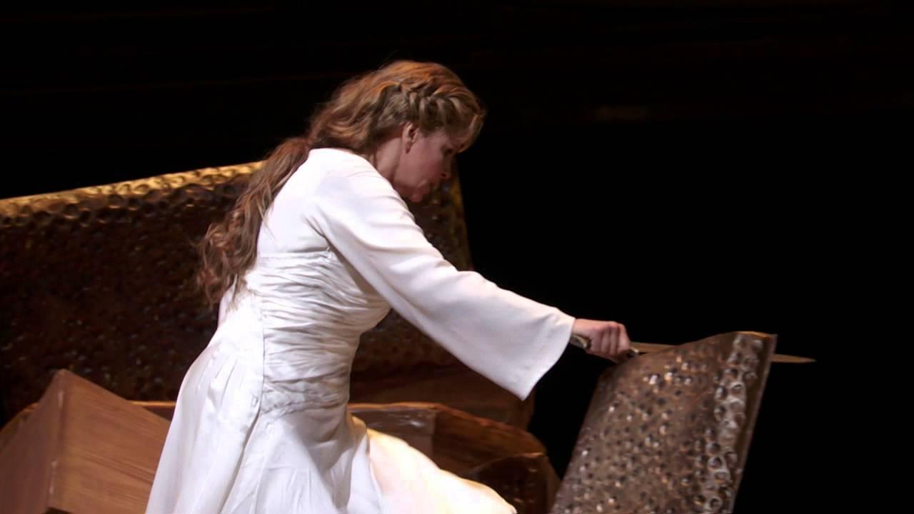 "Les Troyens: ""Mon souvenir vivra"" -- Susan Graham (Met Opera)"