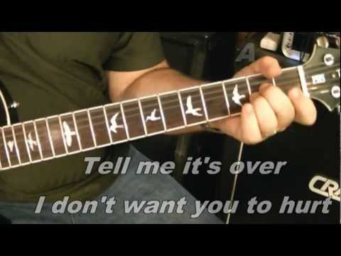 Shinedown Call Me How To Play On Guitar With Lyrics Youtube