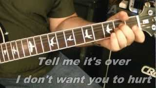 Shinedown - Call Me - How to play on Guitar with Lyrics