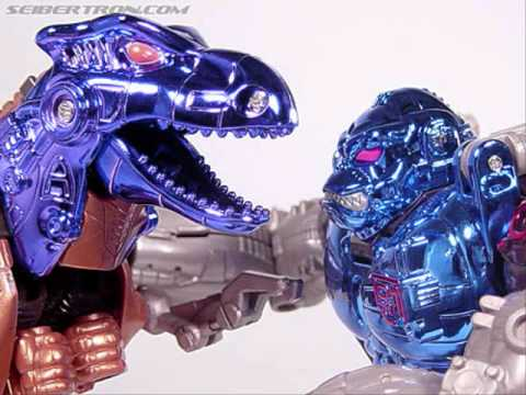 beast wars optimus primal vs megatron youtube