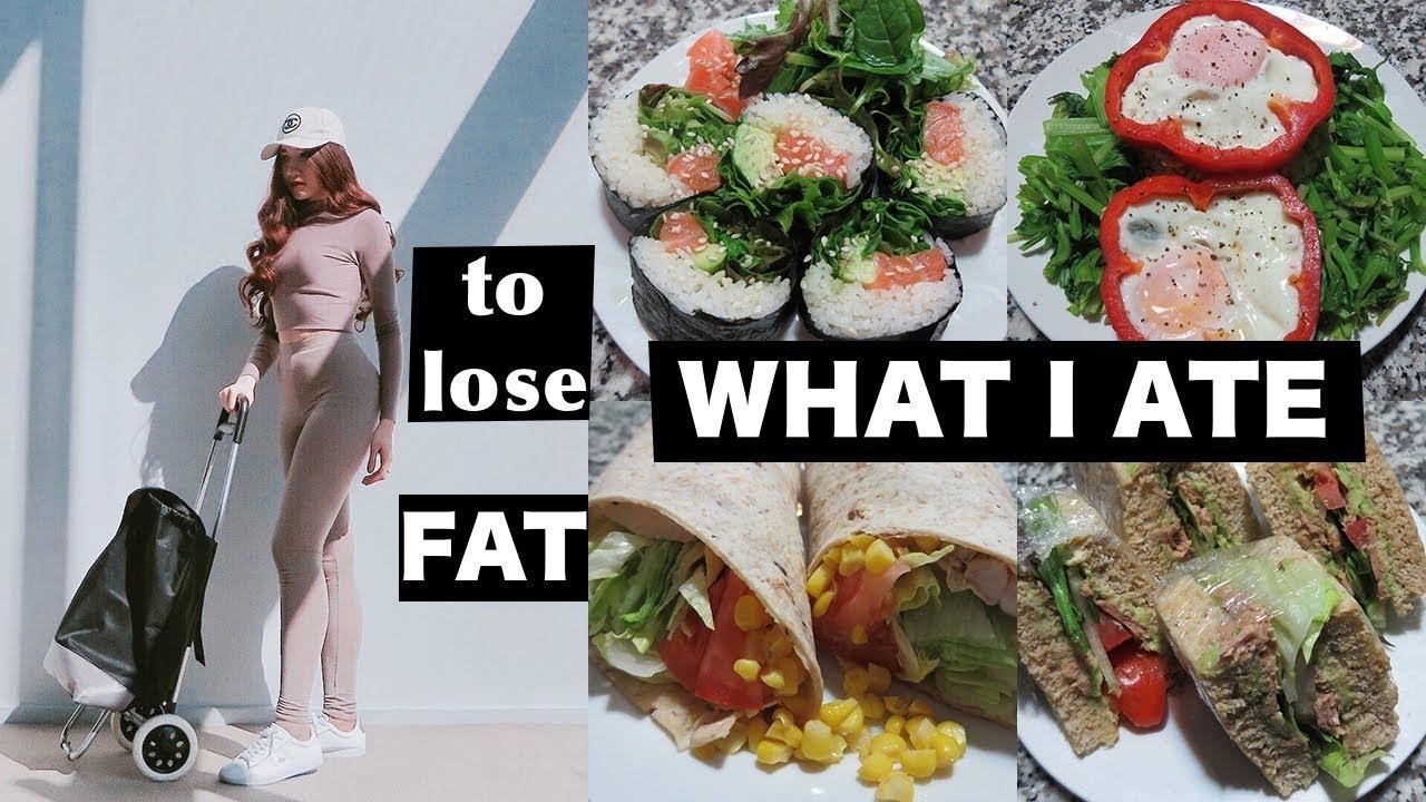 EAT CLEAN – ĂN SẠCH LÀ GÌ? Mình từng ăn gì ĐỂ GIẢM 10KG & GIẢM MỠ (p1)