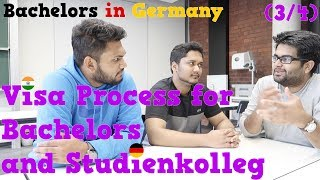 Visa Process: Bachelors in Germany (3/4)
