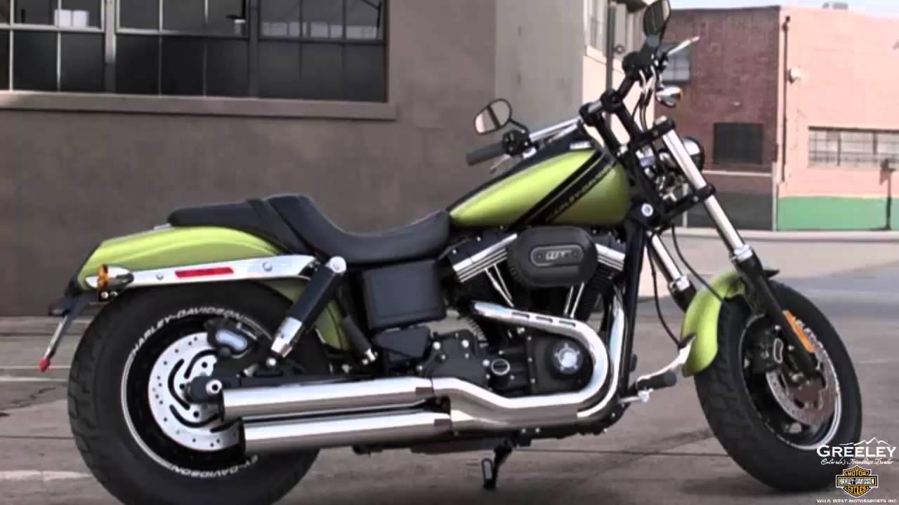 2016 Harley Davidson Dyna Fat Bob Colorado 970 351 8150 Red