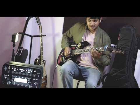 Let's Make Some Music | Sanjay Kumar Guitar solo | Kemper Amps