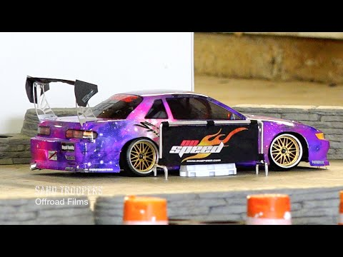 Michigan Slide Syndicate RC Drift Movie