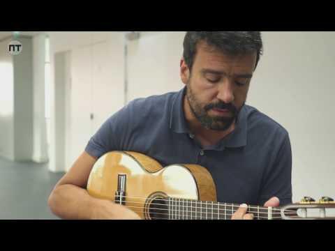 """Miguel Araújo canta """"1987"""""""