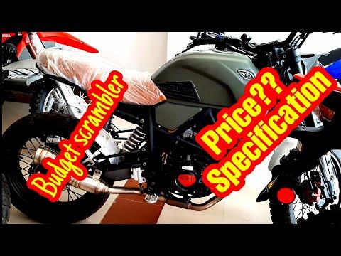 *Scrambler 250*Nepal/Motorhead*price/Cheapest Bikes Nepal 2019/best Bike*