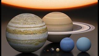 Как устроена Солнечная Система. (vlastelin20081)