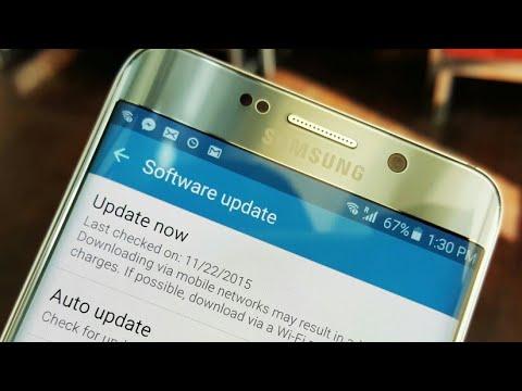 Samsungs Update