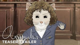 'Trial of the Century' Ep. 7 Teaser   Animals   Season 3