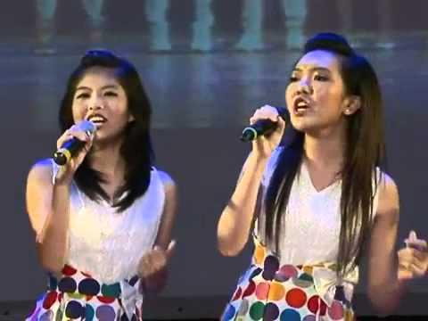 Quỳnh Anh 15 tuổi nổi tiếng nhờ VNGT hát tại APC idol