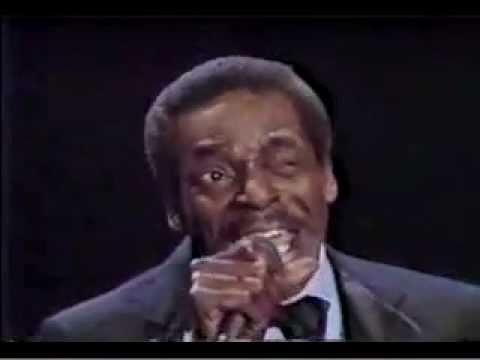 Brook Benton - Rainy Night In Georgia (live 1982)