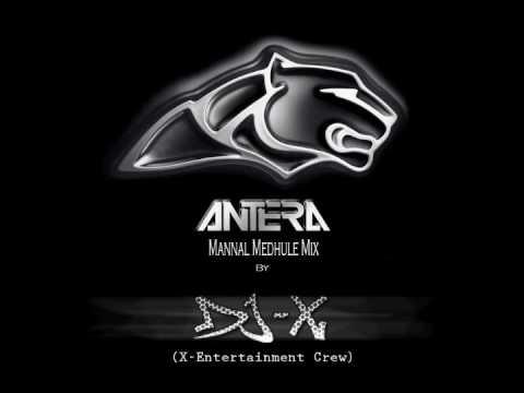 [DJ-X] Mannal Medhule Mix