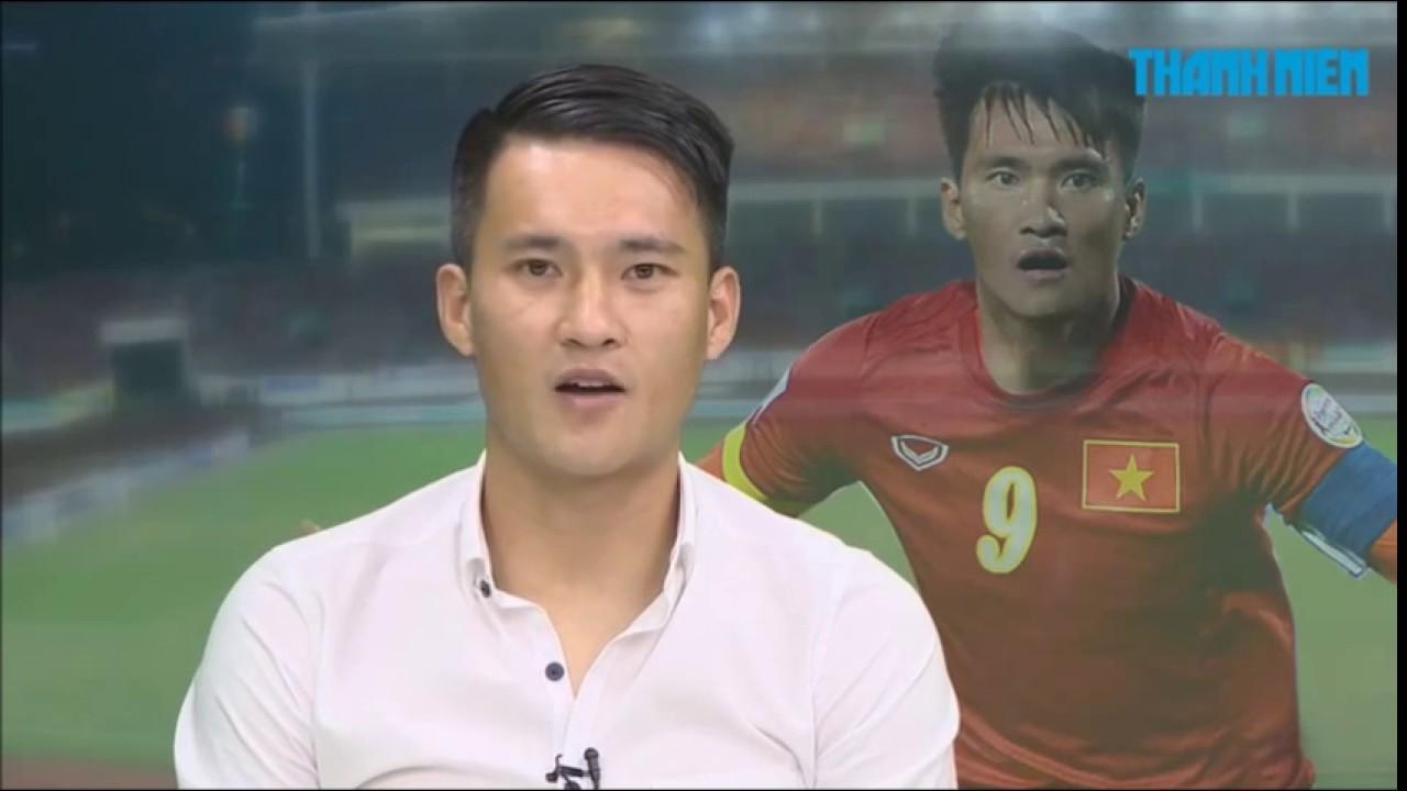 Vì sao Công Vinh khóc khi hát quốc ca trong trận bán kết AFF SUZUKI CUP 2016