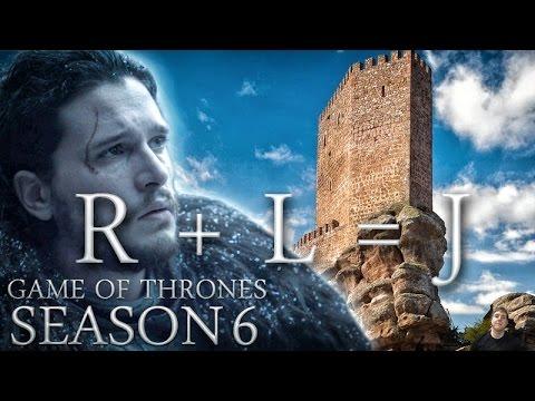Game of Thrones Season 6 Episode 4 R + L = J Confirmed ... Game Of Thrones Cast Season 4 Episode 6