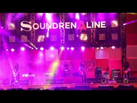 THE SIGIT COGNITION LIVE PEROFRMANCE AT SOUNDRENALINE 2016 GWK BALI