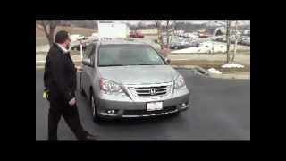 Certified Used 2008 Honda Odyssey Touring for sale at Honda Cars of Bellevue...a Honda Dealer!