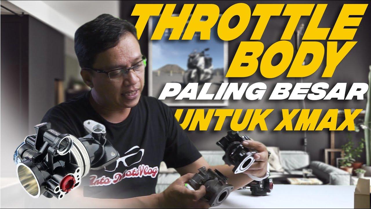 Throttle Body 42mm untuk Yamaha Xmax
