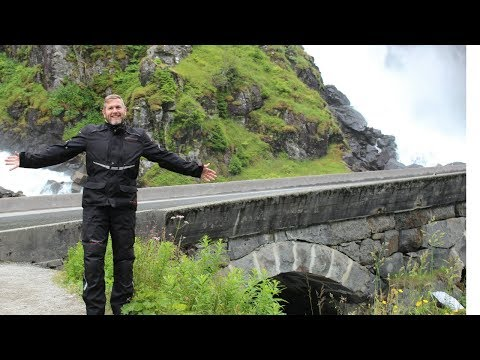 Norway Solo Motorcycle Tour 2017 -  Day 1