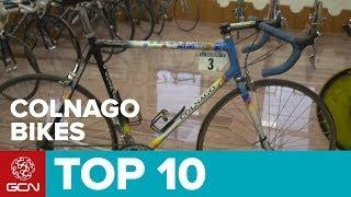 Top 10 Colnago Bikes