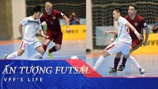 FIFA FUTSAL WORLD CUP 2016: ẤN TƯỢNG FUTSAL VIỆT NAM