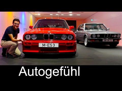 BMW Welt/World & Museum heritage Feature modern vs vintage - Autogefühl
