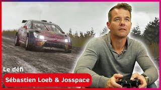 Josspace vs Sébastien Loeb : Le défi ! Mp3