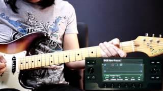Line6 HELIX Lead Tone Quick Edit Demo