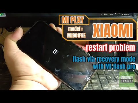 flash-xiaomi-mi-play-(m1901f9e)-via-recovery-mode-with-mi-flash-pro