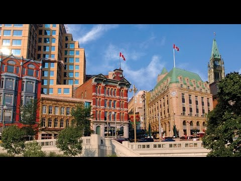 First Vlog!! -Ottawa Vlog w/ Friends