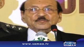 Funny memories of Qaim Ali Shah by  SAMAA TV
