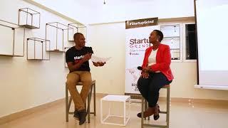 Startup Grind Kigali hosts Dr. Shivon Byamukama (Babyl Rwanda)