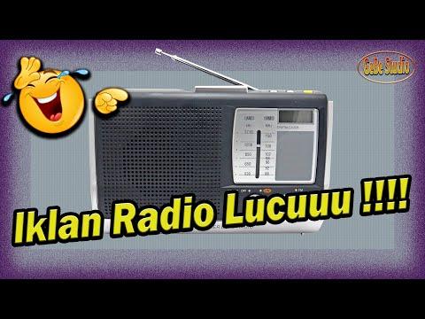 IKLAN RADIO MENTARI KOCAK  BAG 4