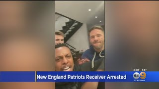 New England Patriots Receiver Julian Edelman Arrested In Beverly Hills