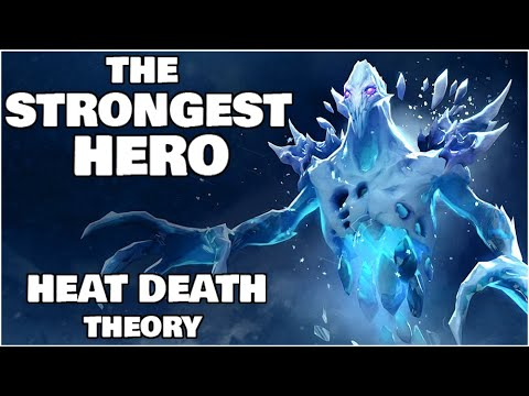 Dota 2 Hero Lore - Why Ancient Apparition Is The Strongest Hero