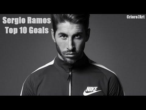 Sergio Ramos ● Top 10 Goals ● Ever ● Criro7Art ● HD