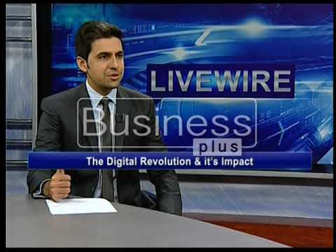 LIVE WIRE | IT Sector | Shiraz Anwar | 12, April 2018 |
