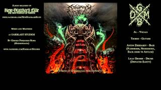 Abhorrent Castigation - Doctrine of Perversity (Throne of Existential Abandonment) Resimi