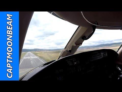 ATC St Louis Takeoff and Hayden Colorado Landing