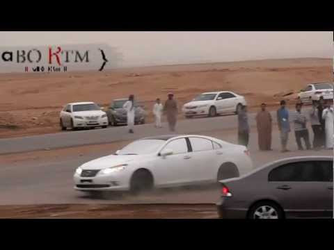 Lexus ES350 test drive in Saudi Arabia.mp4