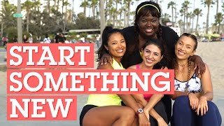 Starting Something New + 3 level workout | Celebrate Your Shape with Nicole Mejia ft Shanna Malcolm