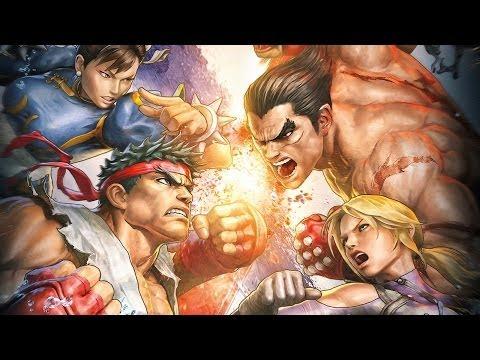 Обзор Street Fighter X Tekken