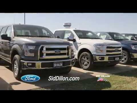 Ford Vehicles For At Sid Dillon Crete And Ceresco In July