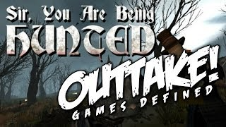 Indie Plays Outtake Sir you are being hunted : Outtake : Gameplay and Commentary! : Games Defined
